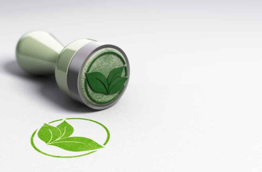 ekologiczny certyfikat