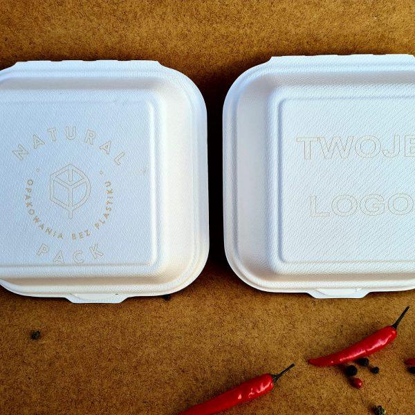 """Ekologiczny Logowany MenuBox 8"""""""